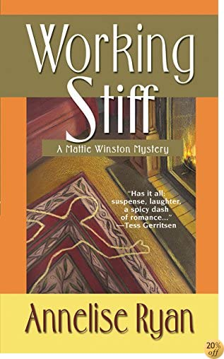 TWorking Stiff (Mattie Winston Mysteries Book 1)