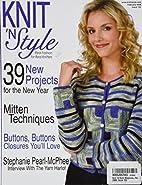 Knit 'N Style Magazine, February 2008,…