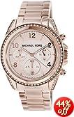 Michael Kors Women's MK5263 Blair Rose Gold-Tone Watch