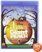 James and the Giant Peach (Two-Disc Special Edition Blu-ray/DVD Combo) [Blu-ray]: Paul Terry, Joanna Lumley, Pete Postlethwaite, Simon Callow, Richard Dreyfuss, Jane Leeves, Miriam Margolyes, Susan Sa