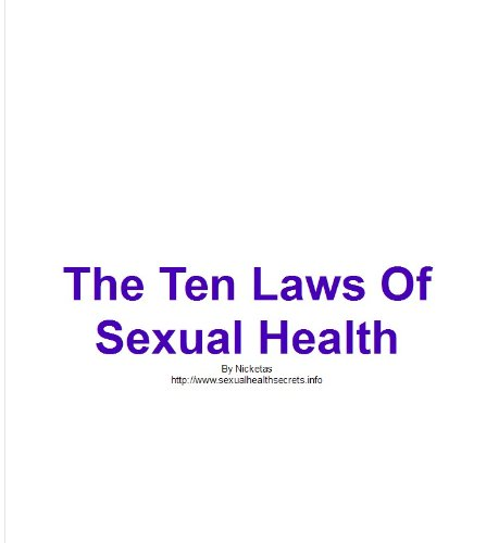 the-ten-laws-of-sexual-health-for-men