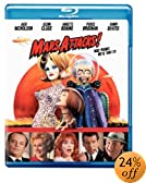 Mars Attacks! [Blu-ray]: Jack Nicholson, Pierce Brosnan, Sarah Jessica Parker, Annette Bening, Glenn Close, Danny DeVito, Martin Short, Michael J. Fox, Rod Steiger, Tom Jones, Jim Brown, Lukas Haas, T