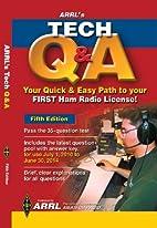 ARRL's Tech Q&A 5th Edition by American…