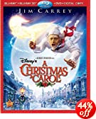 Disney's A Christmas Carol (Four-Disc Blu-ray/DVD Combo + Digital Copy and Blu-ray 3D): Robin Wright Penn, Colin Firth, Bob Hoskins, Jim Carrey, Gary Oldman