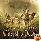 Watership Down (Audio Download): Richard Adams, Ralph Cosham