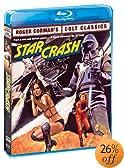 Starcrash (Roger Corman Cult Classics) [Blu-ray]: David Hasselhoff, Christopher Plummer, Caroline Munro, Marjoe Gortner, Luigi Cozzi