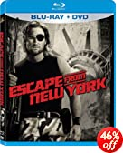 Escape from New York (Blu-ray/DVD Combo w/ Blu-ray Packagaing): Kurt Russell, Ernest Borgnine, Donald Pleasence