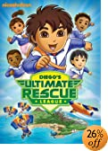 Diego's Ultimate Rescue League: Go Diego Go