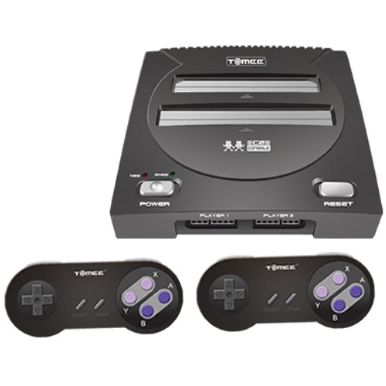c2 twin super nintendo nes snes game console system lloaddve. Black Bedroom Furniture Sets. Home Design Ideas