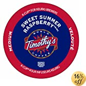 s World Coffee, Sweet Summer Raspberry, 24-Count K-Cups: Amazon.com