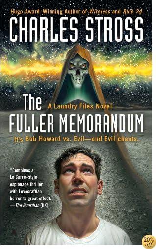 TThe Fuller Memorandum (Laundry Files Book 3)
