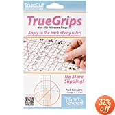 Crafters Workshop TrueCut Non Slip Ruler, 15 Per Package