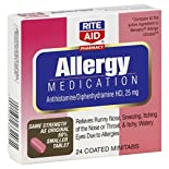Select Rite Aid Brand Allergy Relief, $2.99