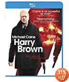 Harry Brown [Blu-ray]: Michael Caine, Emily Mortimer, David Bradley, Charlie Creed-Miles, Iain Glen, Sean Harris, Ben Drew, Jack O'Connell, Jamie Downey, Lee Oakes, Joseph Gilgun, Liam Cunningham,