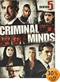 Criminal Minds: Fifth Season: Shemar Moore, Matthew Gray Gubler, Thomas Gibson, A.J. Cook, Kirsten Vangsness, Paget Brewster, Joe Mantegna, Mandy Patinkin, Lola Glaudini, Meredith Monroe, Jayne Atkins