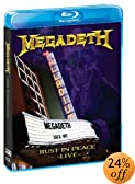 Megadeth: Rust in Peace Live [Blu-ray]: Megadeth, Kerry Asmussen