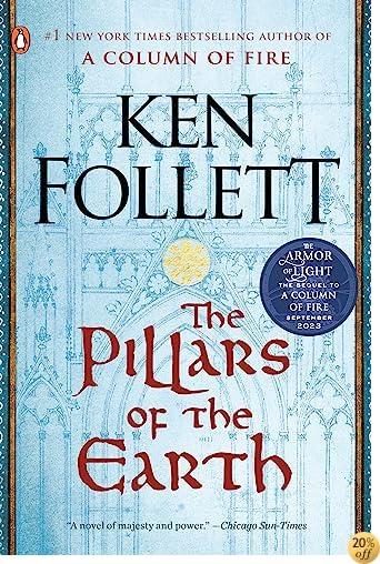TThe Pillars of the Earth (Kingsbridge Book 1)