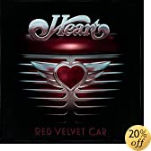 Red Velvet Car: Heart