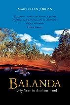Balanda by Mary Ellen Jordan