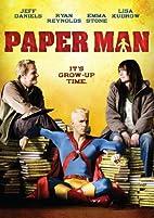 Paper Man by Kieran Mulroney