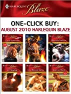 One-Click Buy: August 2010 Harlequin Blaze…