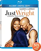 Just Wright  [Blu-ray]: Common, James Jr. Pickens, Queen Latifah, Paula Patton, Pam Grier