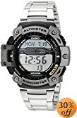 Casio Men's SGW300HD-1AVCF Twin Sensor Multi-Function Digital Stainless Steel Sport Watch