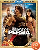 Prince of Persia: The Sands of Time (Blu-ray/DVD Combo + Digital Copy) [Blu-ray]: Jake Gyllenhaal, Gemma Arterton, Ben Kingsley, Alfred Molina, Steve Toussaint, Toby Kebbell, Richard Coyle, Ronald Pic