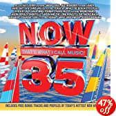 Now 35: That&#39;s What I Call Music: Various, Katy Perry, David Guetta, The Black Eyed Peas, Lady Gaga, Nickelback, Carrie Underwood, Justin Bieber, Shontelle