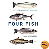 Four Fish: The Future of the Last Wild Food (Audio Download): Paul Greenberg, Christopher Lane