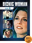 The Bionic Woman: Season One: Lindsay Wagner, Richard Anderson, Martin E. Brooks