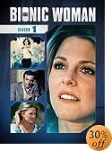 The Bionic Woman: Season One: Lindsay Wagner, Richard Anderson, Martin E. Brooks