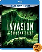 Invasion of the Body Snatchers [Blu-ray] + DVD Combo: Donald Sutherland, Jeff Goldblum, Brooke Adams