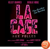 La Cage Aux Folles: New Broadway Cast Recording: Kelsey Grammer, Douglas Hodge, n/A