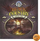 Black Country Communion (CD/DVD): Black Country Communion, Joe Bonamassa, Glenn Hughes, Jason Bonham, Derek Sherinian