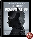 The Girl with the Dragon Tattoo (Three-Disc Blu-ray/DVD Combo + UltraViolet Digital Copy)