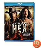 Jonah Hex  (Blu-ray/DVD Combo + Digital Copy): Megan Fox, Josh Brolin