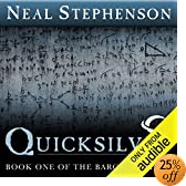 Quicksilver: Book One of The Baroque Cycle (Audio Download): Neal Stephenson, Simon Prebble, Kevin Pariseau