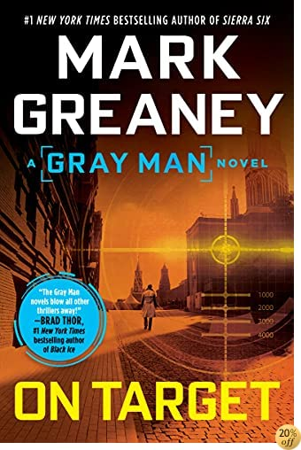 TOn Target (A Gray Man Novel Book 2)