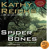 Spider Bones: A Novel &#40;Audio Download&#41;: Kathy Reichs, Linda Emond