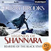 Bearers of the Black Staff (Audio Download): Terry Brooks, Phil Gigante