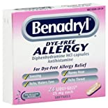 Select Benadryl Allergy Relief, $4.99