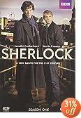 Sherlock: Season One: Benedict Cumberbatch, Martin Freeman, Una Stubbs, Loo Brealey, Rupert Graves, Zoe Telford, Vinette Robinson, Tanya Moodie, Jonathan Aris, David Nellist, Philip Davis, Gemma Chan,