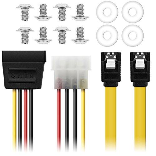 Geeignet für die Installation von einer HDD oder SSD 2.5