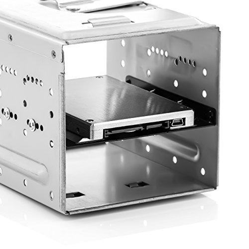 Schließen Sie Ihre SSD an Ihr SATA Mainboard an