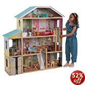KidKraft�Majestic Mansion Dollhouse with Furniture