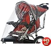 InStep Weather Shield Single for Swivel Wheel Jogger/Stroller