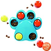 Kyjen DG40112 Paw Hide Treat Toy Dog Toys Scent Puzzle Training Toy, Large, Red