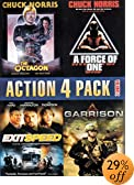 Action 4 Pack, Vol. 2 (The Octogon / A Force of One / Exit Speed / Garrison)