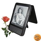 "TrendyDigital EasyRead Platform or Flip Style Kindle Case for the Amazon Kindle 3 / Kindle Keyboard (Third Generation Kindle, Kindle Wi-Fi, or Kindle 3G + Wi-Fi , 6"" Display), Black"